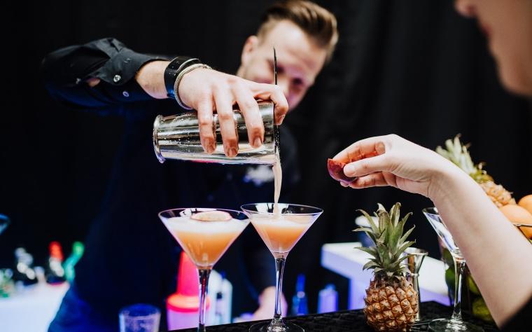 verjaardag cocktailbar